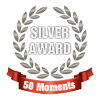 50 moments silver