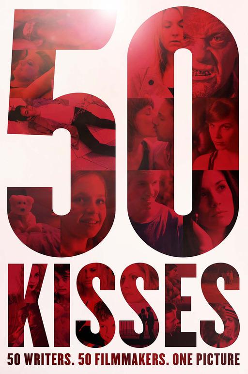 Poster 50kisses