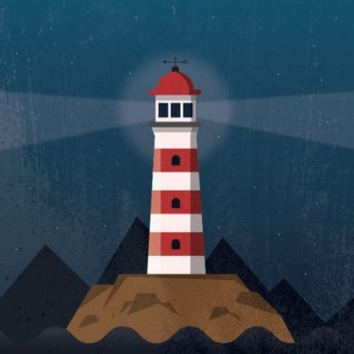 Normal lighthouse