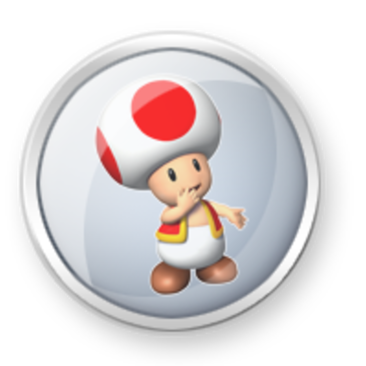 Normal toad