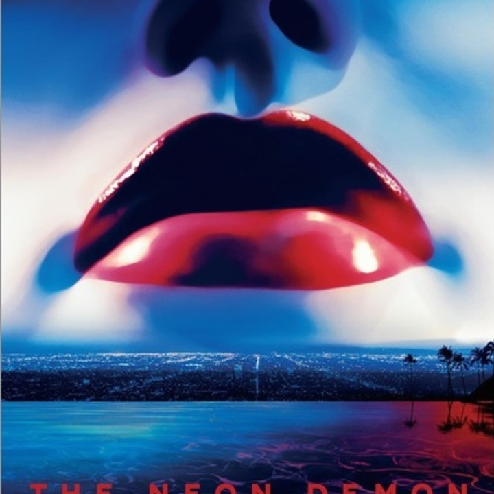 Normal neon demon teaser poster