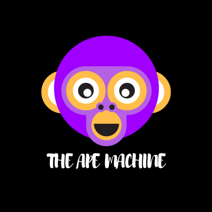 Normal the ape machine   logo