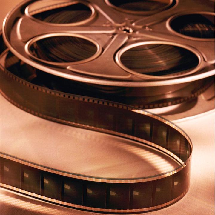 Normal film reel