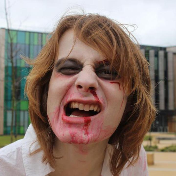 Normal zombie kieron