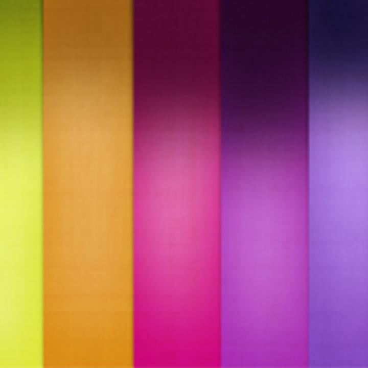 Normal coloredstripes