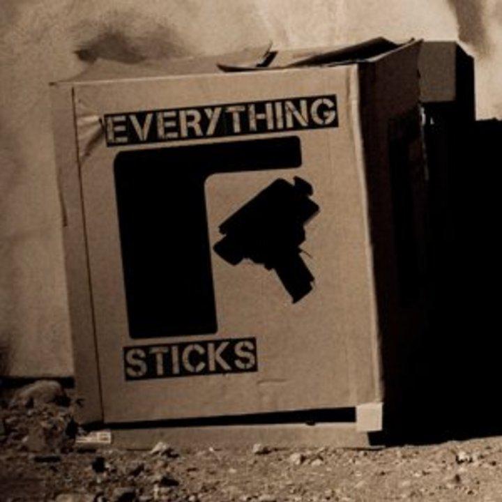 Normal everything sticks