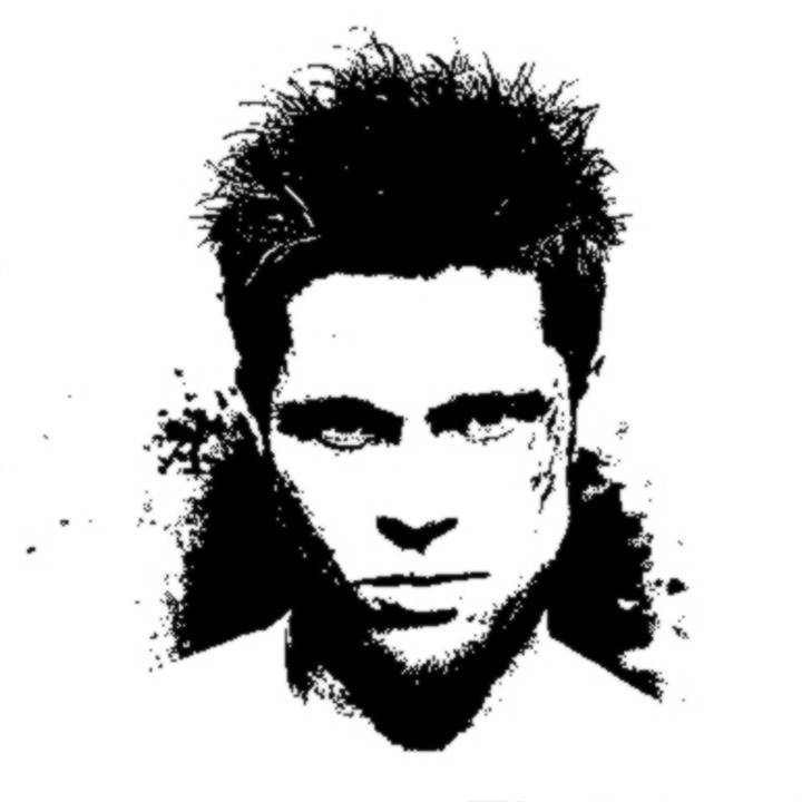 Normal tyler durden 2 0 by overlordusuck