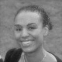 Small sarah profile pic bw