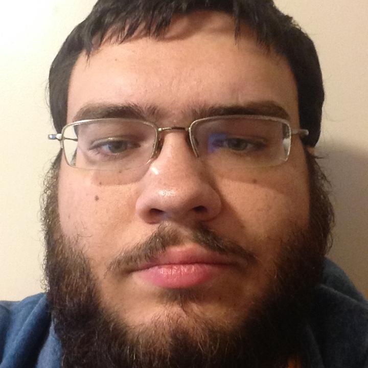 Normal profileselfie