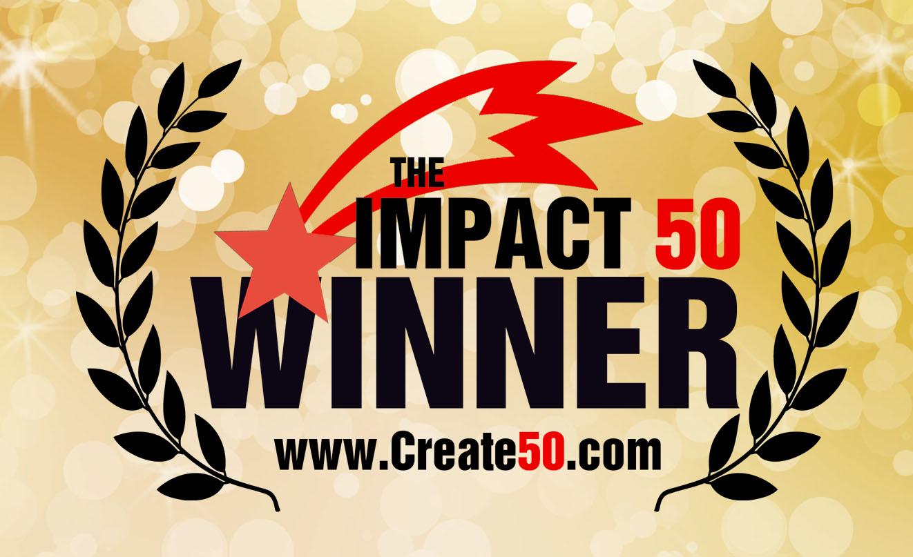 Impact50 winner