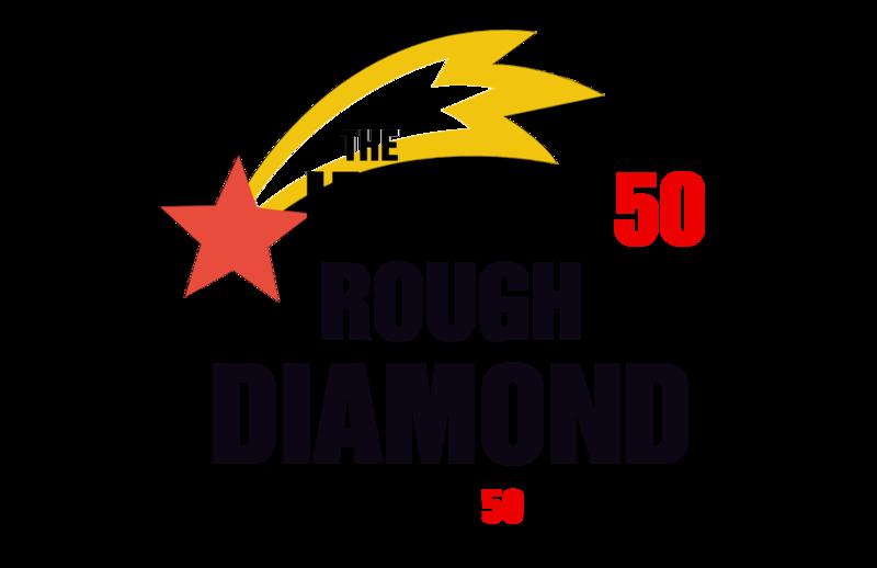 Content rough diamond
